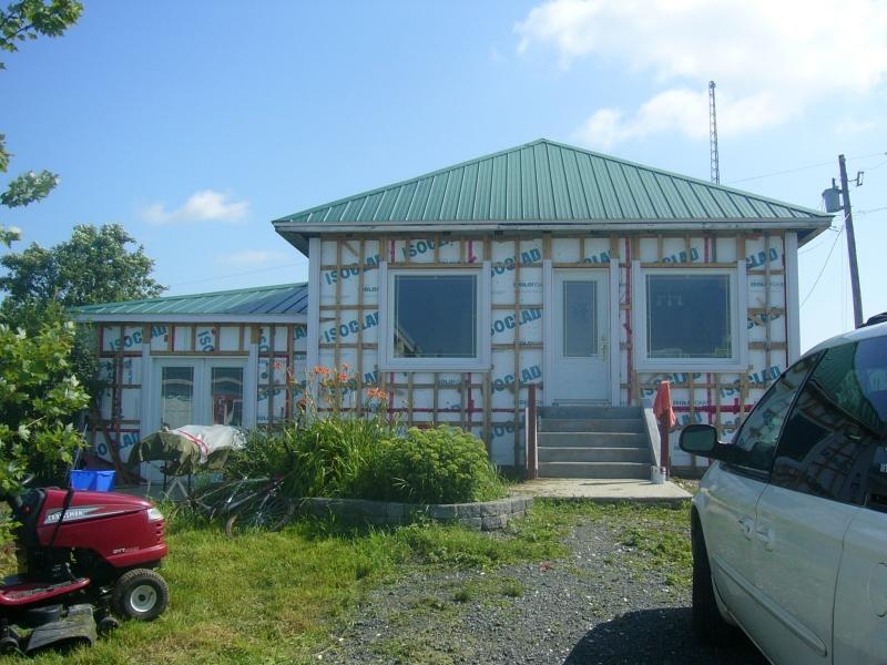 Cl construction r novations r sidentielles for Assurance pendant construction maison